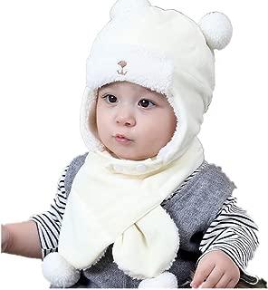 Bébé enfants printemps Cartoon Lapin Oreilles Laine Bonnet Solide Souple chapeau de pêcheur chapeau