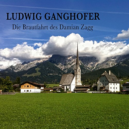 Die Brautfahrt des Damian Zagg audiobook cover art
