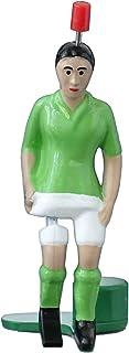 TIPP-KICK Top-Kicker Wolfsburg I Original Spieler für Groß & Klein I Spielspaß mit der Fußball-Figur Spiel I Zubehör I Trikot Grün