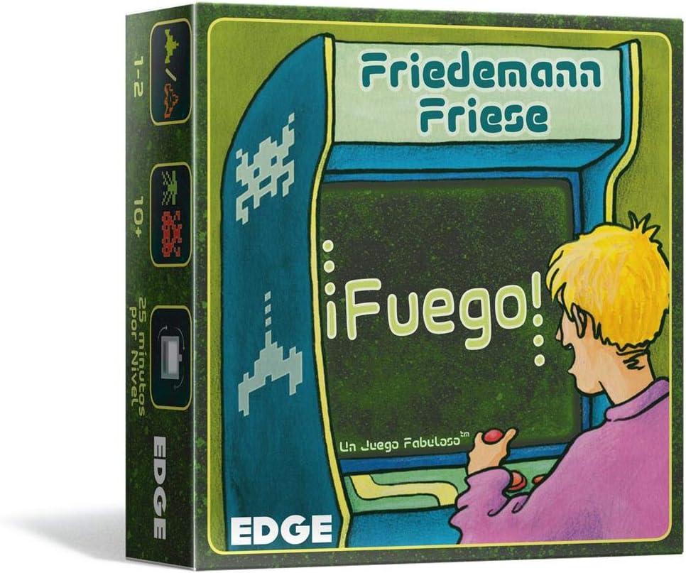 #Juegodemesa ¡Fuego! por sólo 11,19€ ¡¡25% de descuento!!