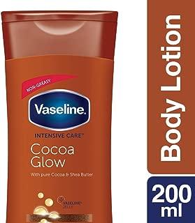 Vaseline Intensive Care Cocoa Glow Body Lotion, 200 ml