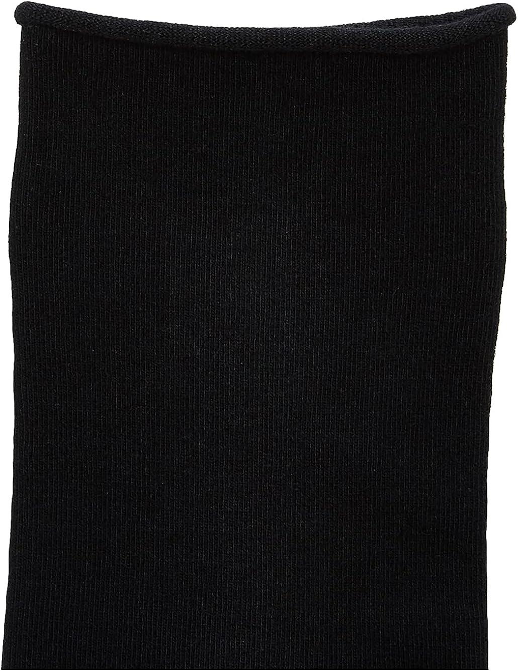 HUE Women's Jean Crew Socks, 3 Pair Pack