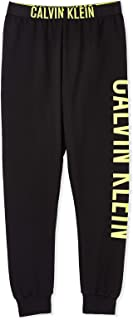 Calvin Klein Pants Pant Pant For Kids Unisex, Black, Size 6-7 Years