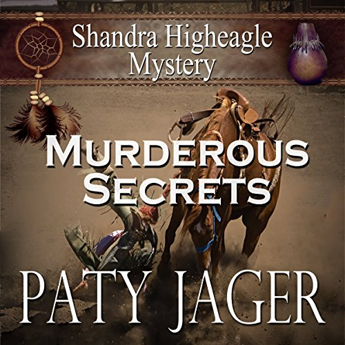 Murderous Secrets audiobook cover art