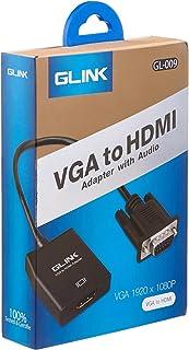 محول VGA إلى HDMI ومزود بخاصية الصوت