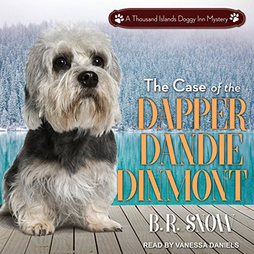 The Case of the Dapper Dandie Dinmont audiobook cover art