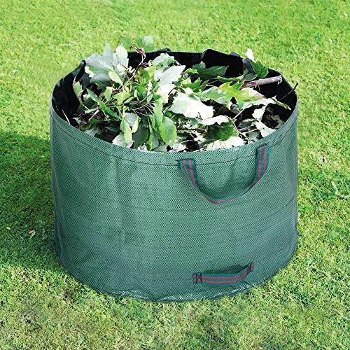 Great Price! AloPW Yard Waste Bags 63 Gallons Garden Bag Reusable Gardening Growing Bag Garden Leaf ...