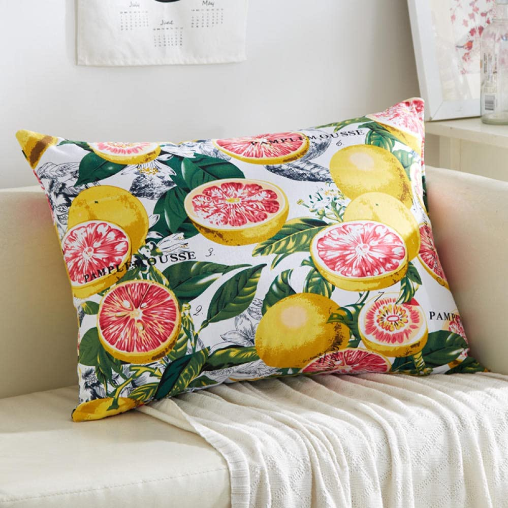 Rectangular Sofa Cushion Cover Bed Canvas The Throw T on Relying Inventory cleanup selling sale Max 49% OFF