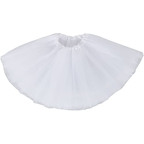 dbd1604ab030 Simplicity Baby Girl's Classic Layers Tulle Tutu Skirt (6 Months to 8 Years)