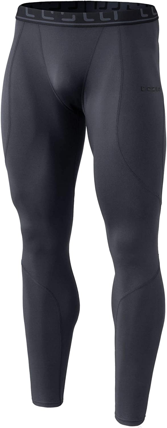 TSLA 1 or Super beauty product restock quality top Finally resale start 2 Pack Men's Pants Sport Compression Thermal Athletic