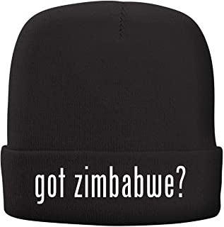 BH Cool Designs got Zimbabwe? - Adult Comfortable Fleece Lined Beanie