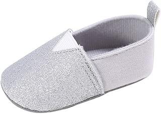 Weixinbuy Baby Girls' Glitter Mary Jane Shoes