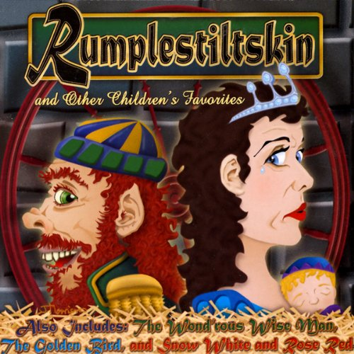 Rumplestiltskin and Other Children's Favorites cover art