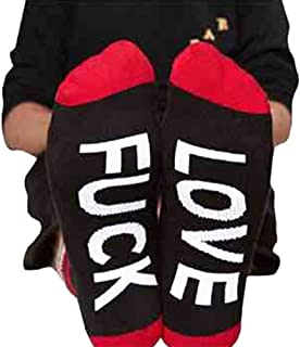 5abacde6a5914 Amazon.com: fuck men - Reds / Clothing / Women: Clothing, Shoes ...