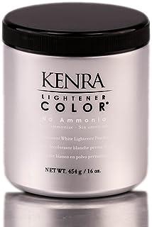 Kenra ライトナー色はありません。アンモニア - 16オンス