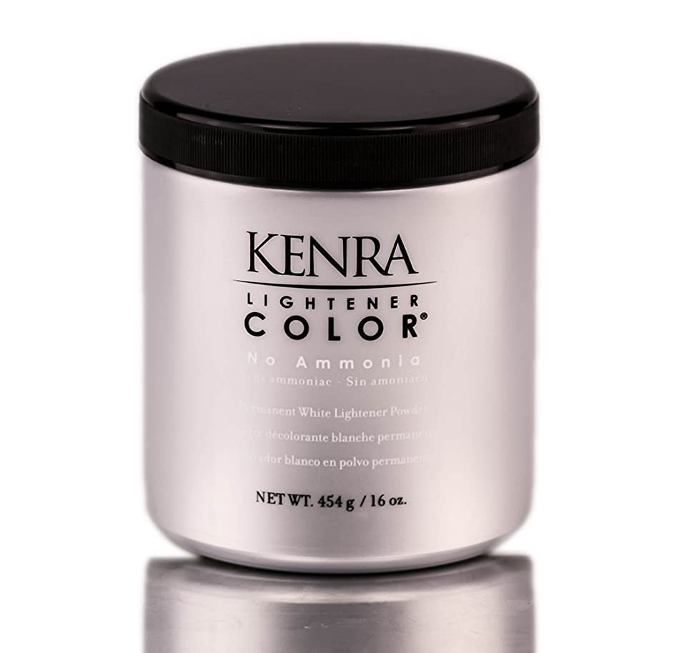 癒すバスタブクリップ蝶Kenra ライトナー色はありません。アンモニア - 16オンス