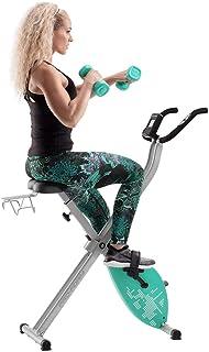 comprar comparacion CADENCE. Proform Unisex - Bicicleta estática plegable X-Bike Elite (turquesa)