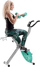 CADENCE. Proform Unisex - Bicicleta estática plegable X-Bike Elite (turquesa)