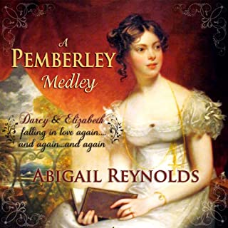 A Pemberley Medley     Five Pride & Prejudice Variations              By:                                                                                                                                 Abigail Reynolds                               Narrated by:                                                                                                                                 Elizabeth Klett                      Length: 6 hrs and 45 mins     7 ratings     Overall 3.9