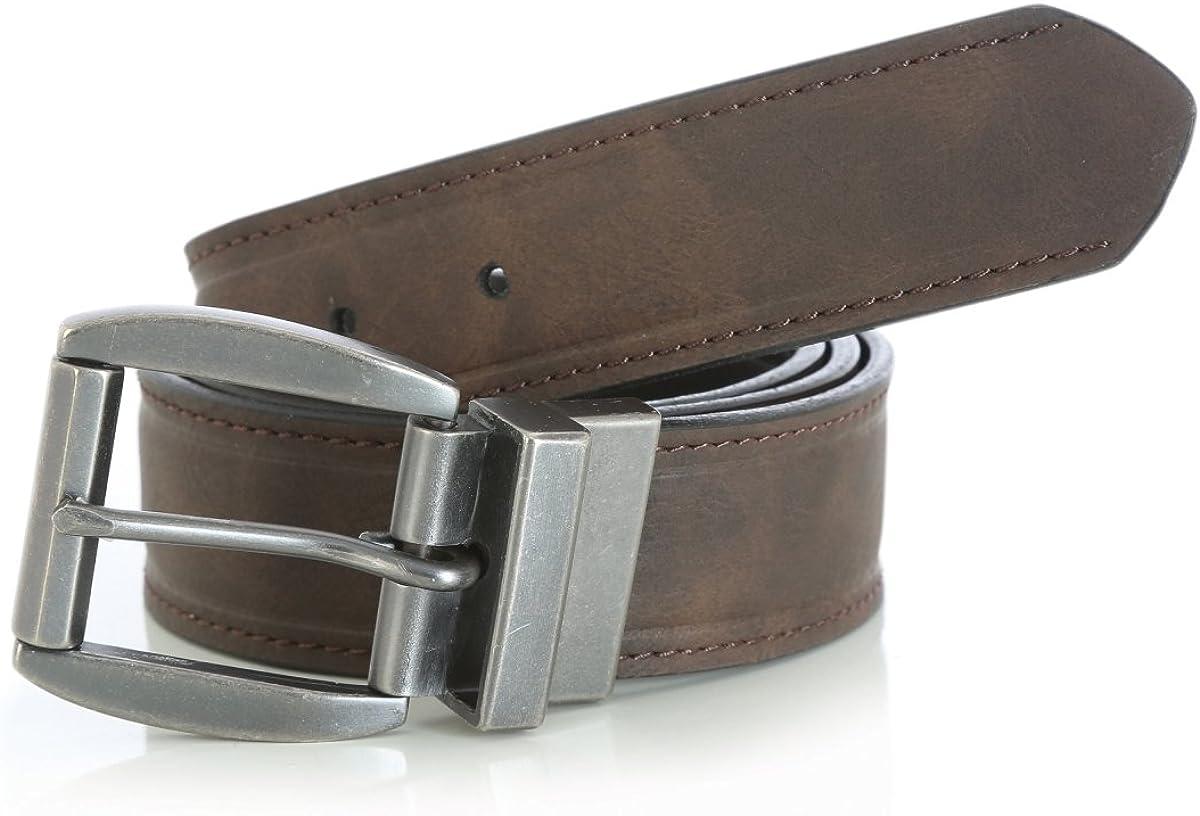 Wrangler RWB6310 Portland Mall Men's Limited Special Price Belt Jean Reversible