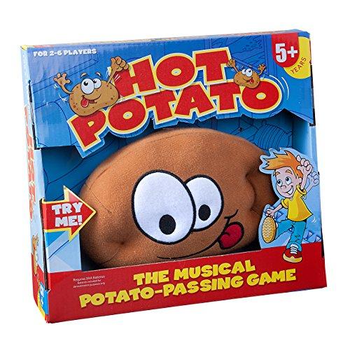 Paul Lamond 1851 Hot Potato Spiel - Neu