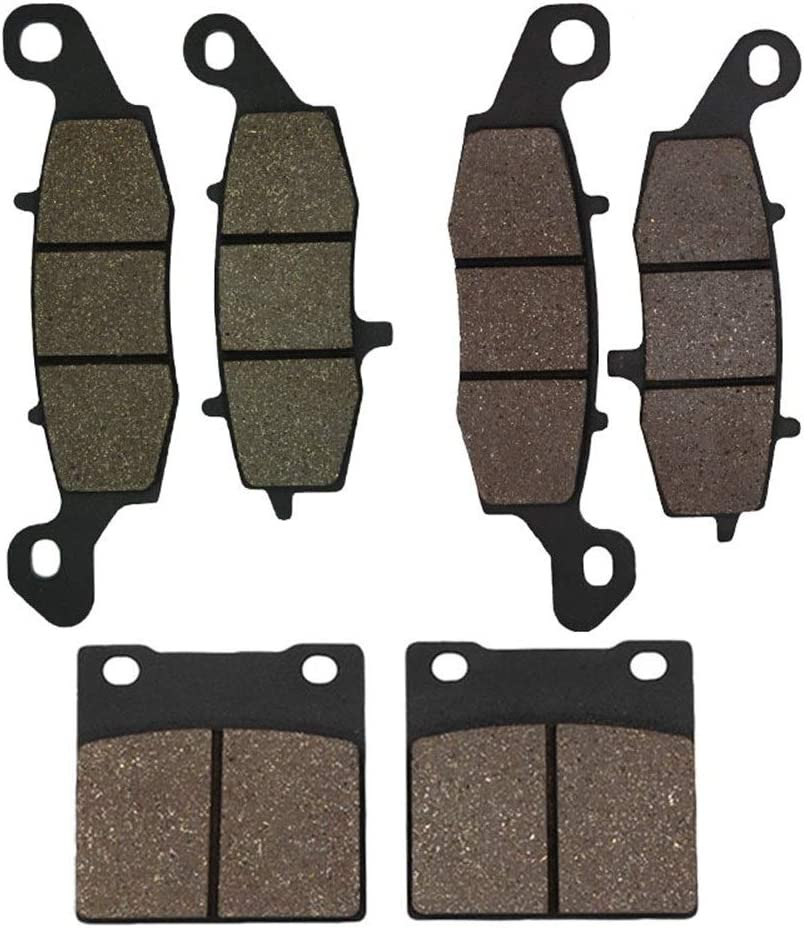 SHENYUAN Motorcycle Front and Rear High Free Shipping New quality Compatible with Brake Su Pads