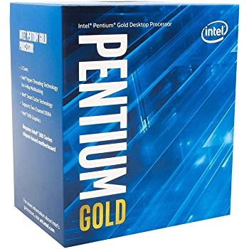 Intel BX80684G5400 Processeur Pentium G5400 Coffee Lake 3.7GHz/3Mo LGA1151