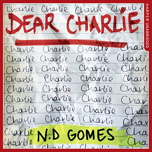 Dear Charlie audiobook cover art