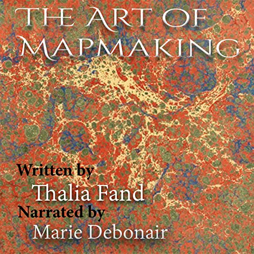 The Art of Mapmaking audiobook cover art