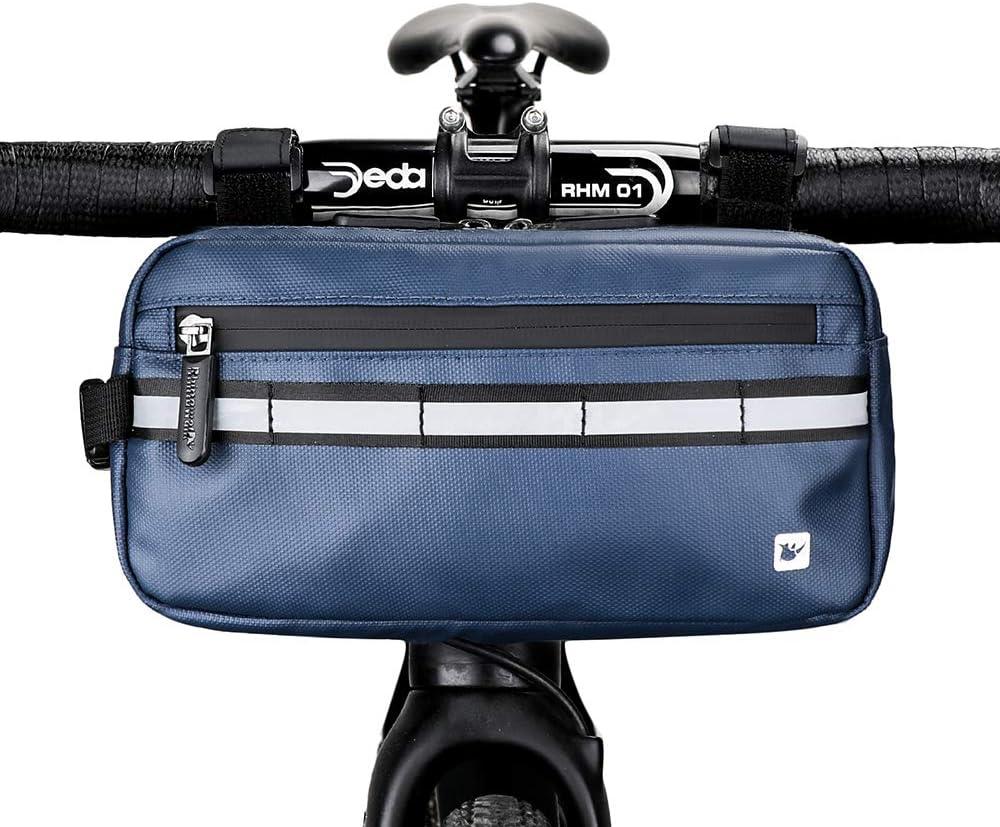 Rhinowalk Waterproof Exercise Bike Handlebar Bags