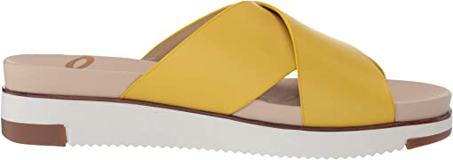 Lemon Zest Vaquero Saddle Leather