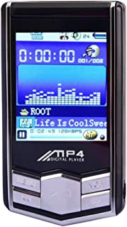 KESOTO Muti Function 32GB MP3 / MP4 Music Player FM Radio E Book Player