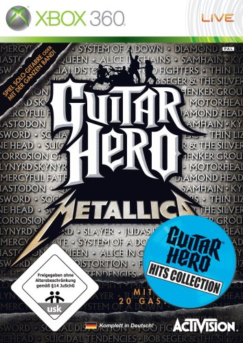 Guitar Hero:  Metallica - Hit Collection