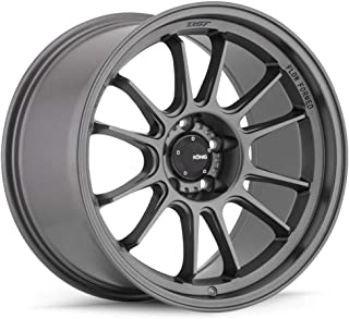 Konig 47MG HYPERGRAM GREY Wheel with Matte (0 x 9. inches /5 x 112 mm, 35 mm Offset)