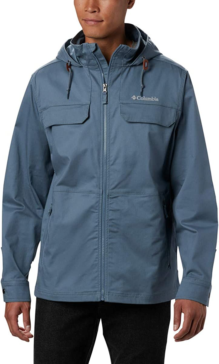 Genuine Free Ranking TOP16 Shipping Columbia Men's Tummil Pines Hooded Ble Jacket Versatile Cotton