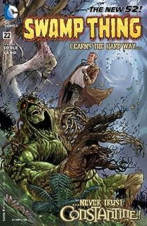 Swamp Thing (2011- ) #22