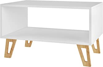 BRV Center Table, White - BM 90-159