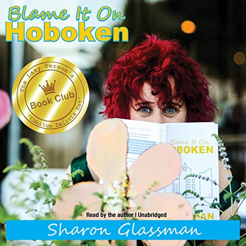Blame It on Hoboken audiobook cover art