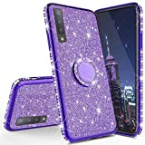 COTDINFOR Huawei Y5 2019 Case Glitter Diamond Shining Phone