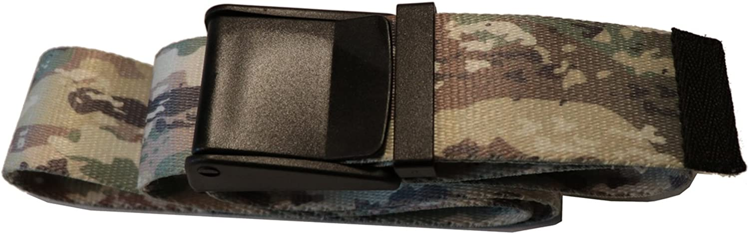 Disguise Me Belt; 1.5 (38mm) Nickel Free; Daily Use; No Metal; Security Friendly