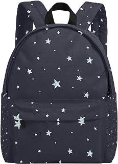 MALPLENA - Mochila para Hombre, diseño de Cielo Nocturno y Estrellas