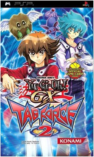 Yu -Gi -Oh! GX Tag Force 2 (PSP) (UK IMPORT)