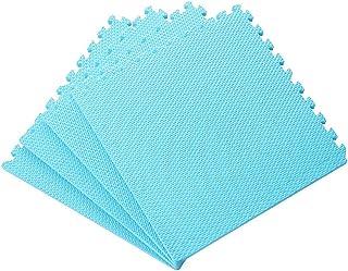 YANGJUN Baby Play Mat Interlocking Foam Mats Kids Non-slip Waterproof Easy To Clean Tasteless Simple Classic Thicken, 4/6/...