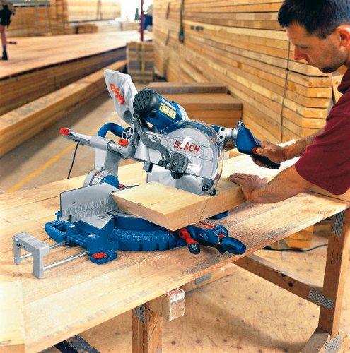 Bosch Professional GCM 10 S Paneelsäge, 254 mm Sägeblatt-Ø, Schnittkapazität 87 x 305 mm, Karton, 1 Stück, 0601B20503