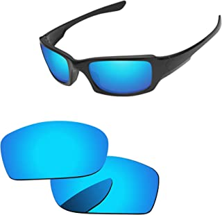 PapaViva Lenses Replacement for Oakley Fives Squared OO9238