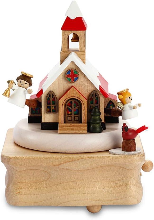JianMeiHome Music Box Boxes Mu Japan Maker New Popular overseas Musical Wooden Handmade