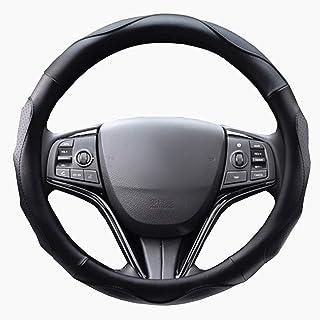 ZATOOTOハンドルカバー 軽自動車 ステアリングカバー sサイズ 3Dグリップ滑り止め LY06-BB