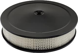 Mr. Gasket 9790BP Flat Black 14'' Competition Air Cleaner