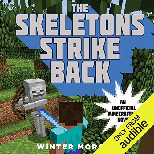The Skeletons Strike Back audiobook cover art