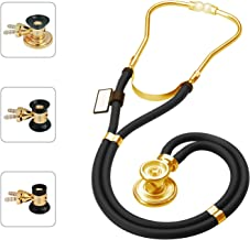 Best black and gold stethoscope Reviews
